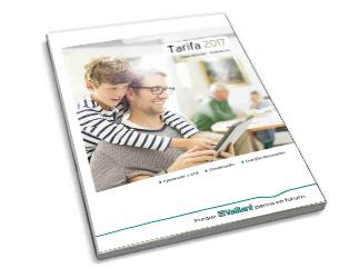 Catálogo Vaillant Tarifa 2017