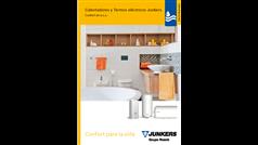 Catálogo calentadores y termos eléctricos Junkers