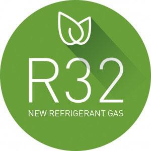 gas refrigernate R32 aire acondicionado Fujitsu ASY 25 UI-KP