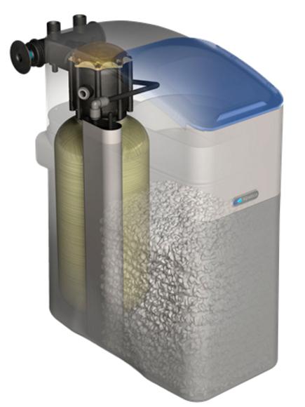 Descalcificador de agua kinetico essential 11 series precio for Precio instalacion descalcificador