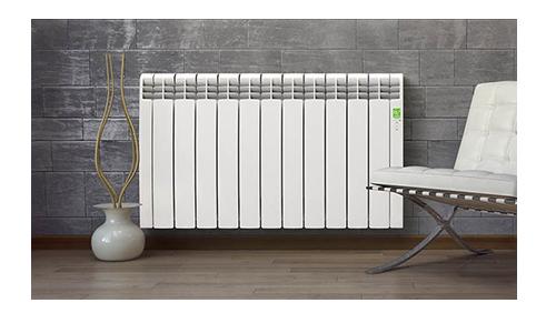 Radiador eléctrico diseño