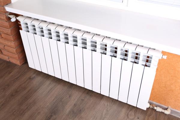 Radiadores de aluminio en oferta climahorro for Calderas de lena para radiadores de agua