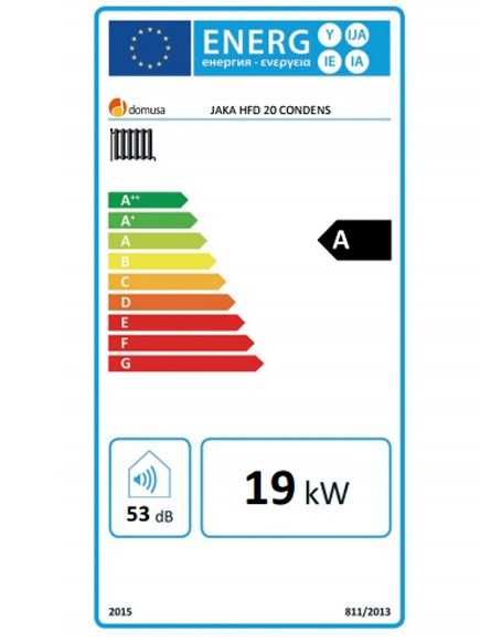 Calificación energética A