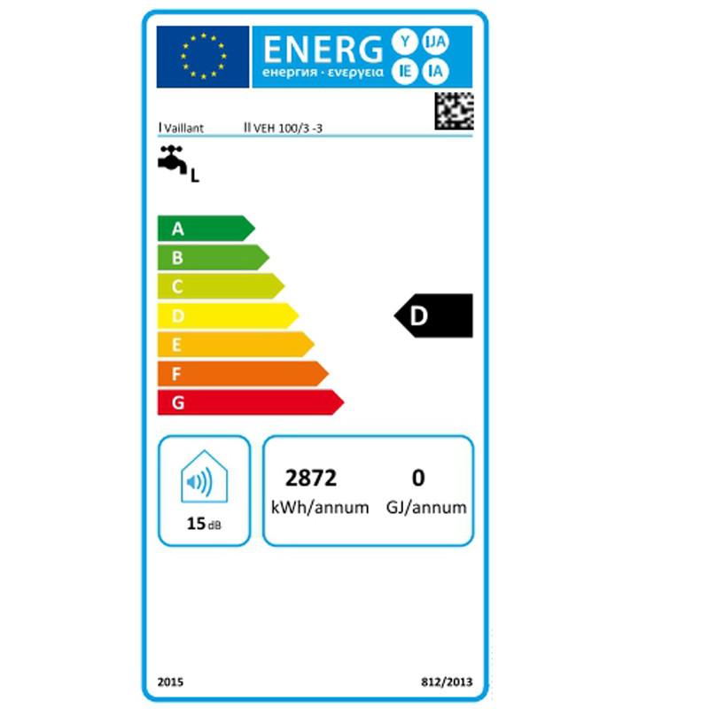 Calificación energética D
